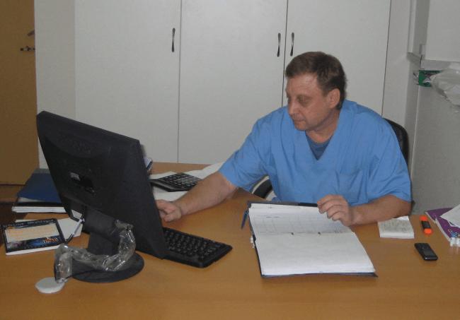 Ветеринар-хирург в Апрелевке - Сысуев Вячеслав Михайлович
