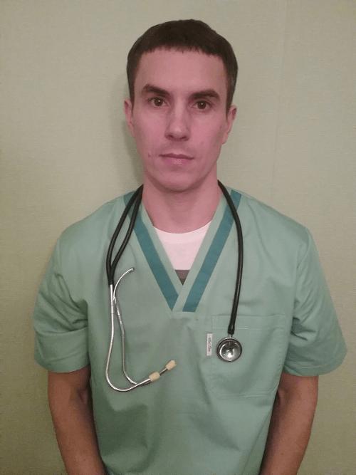 Ветеринар-травматолог в Апрелевке - Пынзару Александр Михайлович